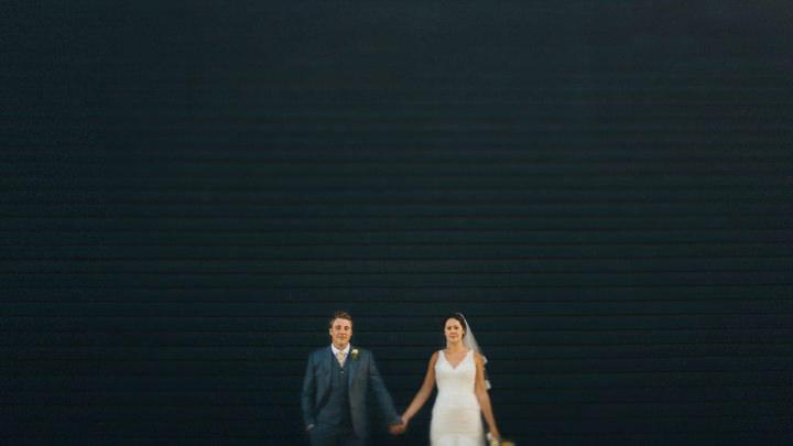 65 Katie & Chris' Vintage Inspired Rustic Wedding. By Funky Pixel