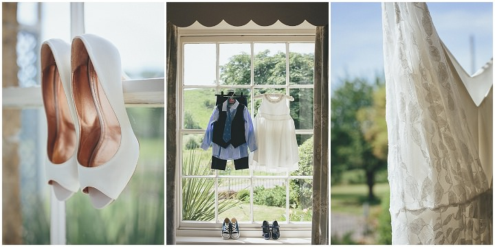 7 Katy & Steven's Navy Dorset Barn Wedding. By Helen Lisk