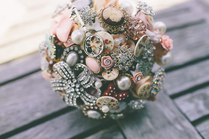 9 Ellie & Neil's Vintage, Shabby Chic Wedding. By Scuffins Photography