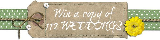 Win a copy of 112 WEDDINGS