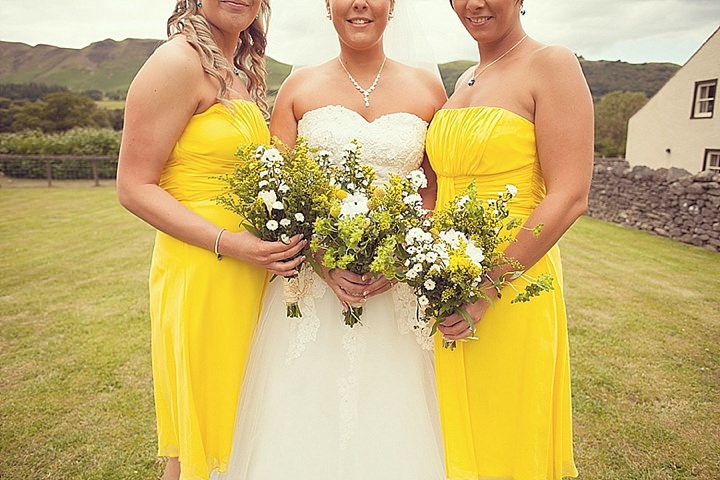 11 Yellow DIY Wedding By Darren Mack