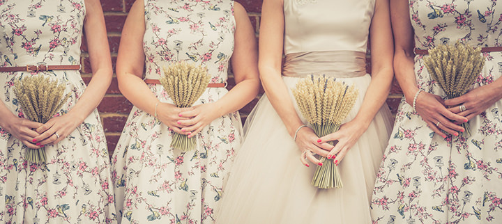 12 Vintage Barn Wedding with a Candy Anthony Dress. By Tom Halliday