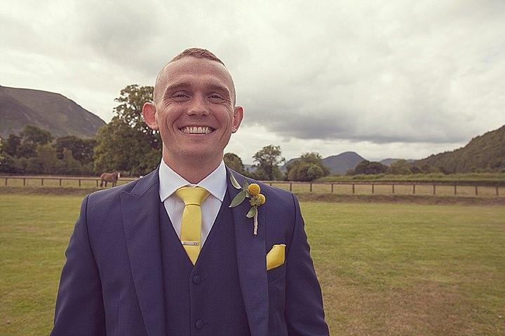 12 Yellow DIY Wedding By Darren Mack