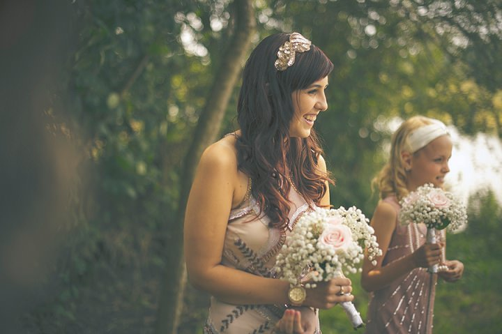 13 Floral, Art Deco, Festival Wedding By Divine Day