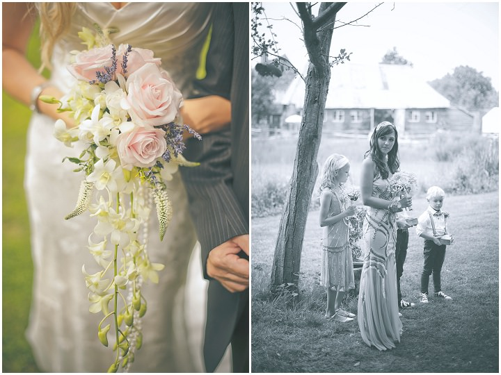 14 Floral, Art Deco, Festival Wedding By Divine Day