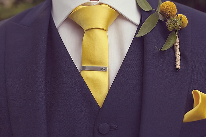 14 Yellow DIY Wedding By Darren Mack