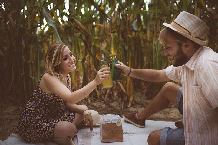 14 talian Wedding Date Announcement By Vanessa Repupilli