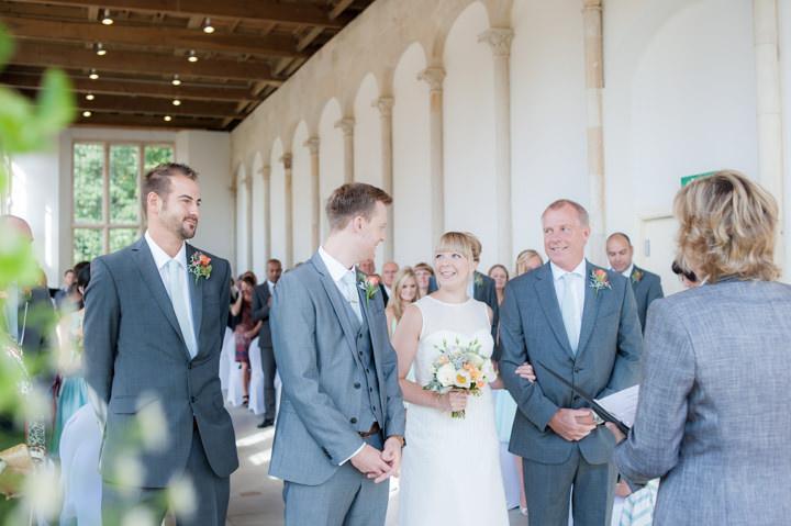 16 Beautiful Beach Wedding in Dorset. By Anna Morgan