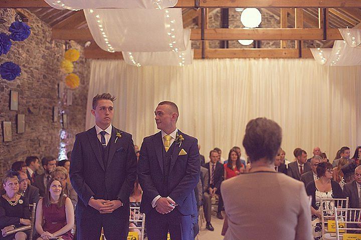 16 Yellow DIY Wedding By Darren Mack