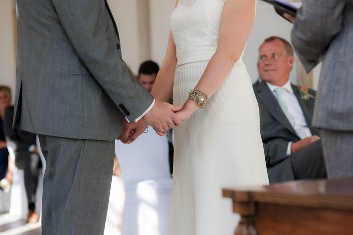18 Beautiful Beach Wedding in Dorset. By Anna Morgan