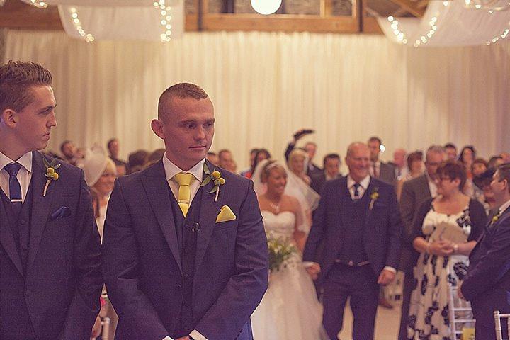 18 Yellow DIY Wedding By Darren Mack