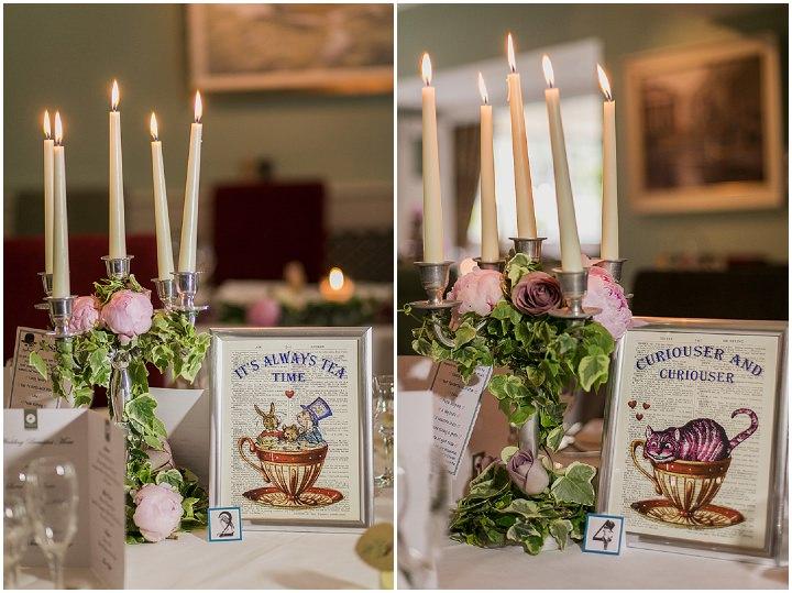 Alice in Wonderland Wedding, By Paul Joseph Photography - Boho ...