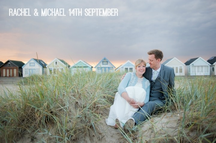 2 Beautiful Beach Wedding in Dorset. By Anna Morgan