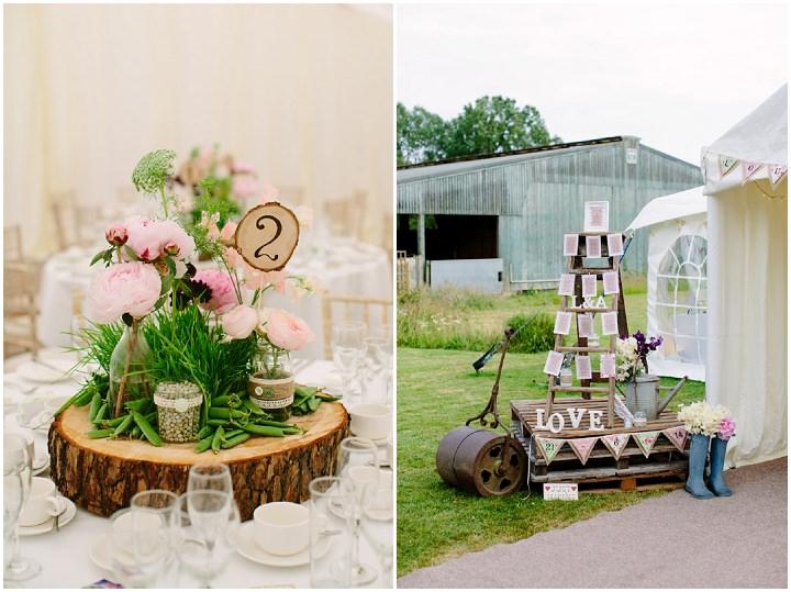 2 Rustic Wedding By Hayley Savage Photography