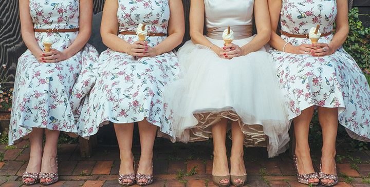 Vintage Barn Wedding with a Candy Anthony Dress. By Tom Halliday ...