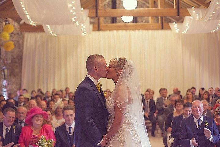 20 Yellow DIY Wedding By Darren Mack