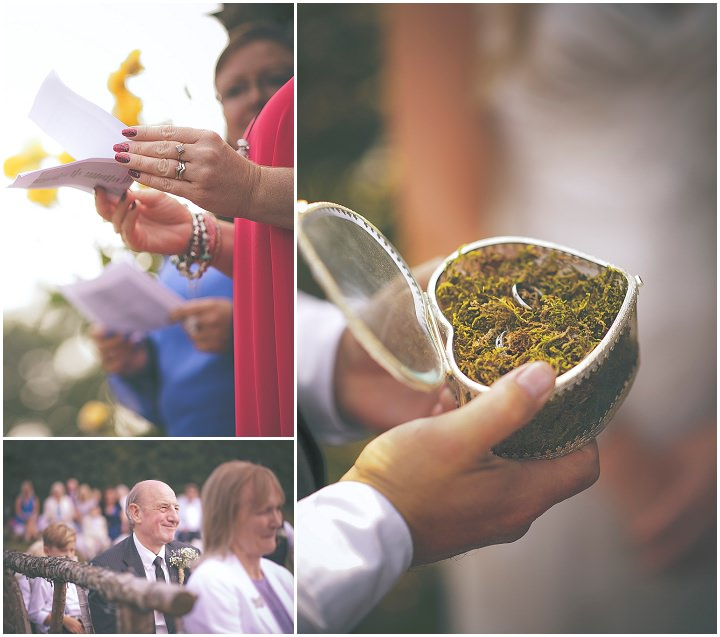 21 Floral, Art Deco, Festival Wedding By Divine Day