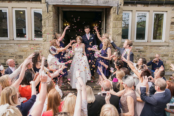 21 Wedding with a Homemade Wedding Dress. By Paul Joseph Photography