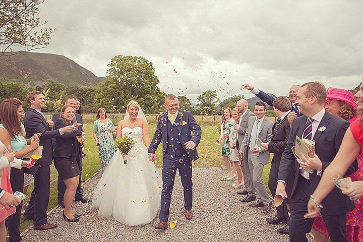 21 Yellow DIY Wedding By Darren Mack