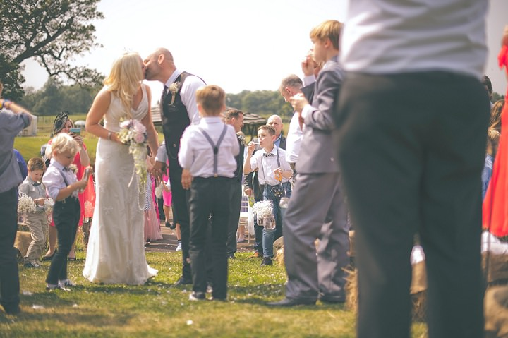 23 Floral, Art Deco, Festival Wedding By Divine Day