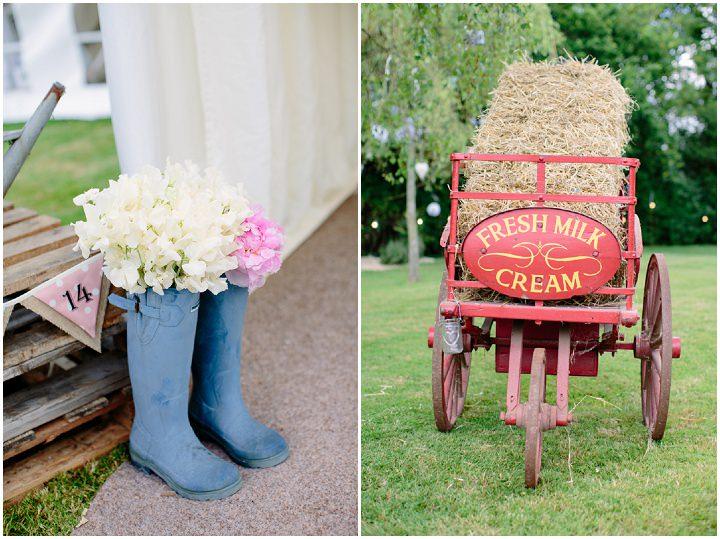 23 Rustic Wedding By Hayley Savage Photography