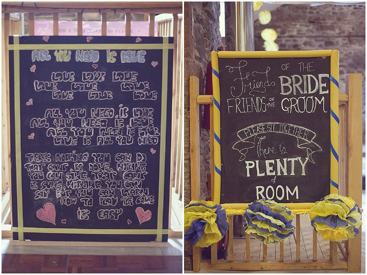 23 Yellow DIY Wedding By Darren Mack
