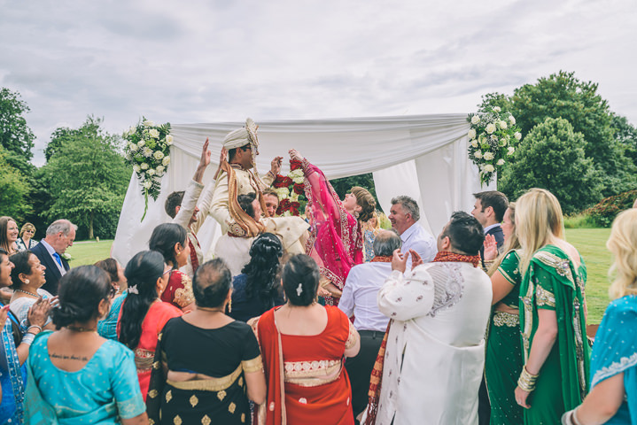 24 Anglo-Indian Festival Wedding