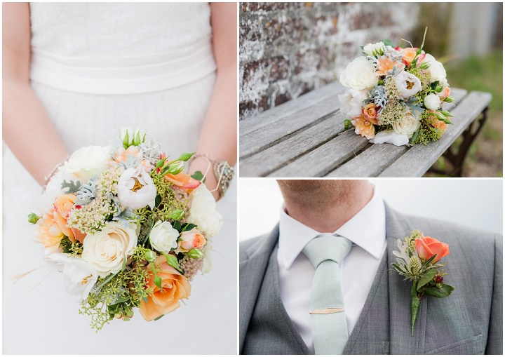 24 Beautiful Beach Wedding in Dorset. By Anna Morgan
