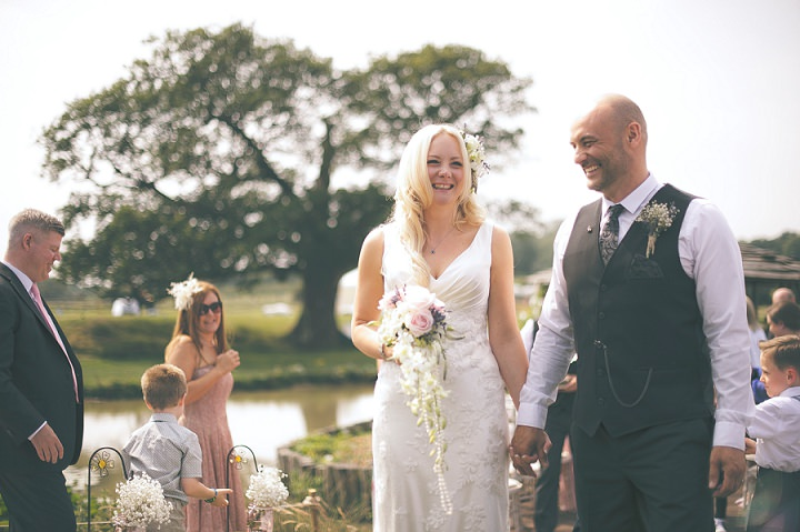 24 Floral, Art Deco, Festival Wedding By Divine Day