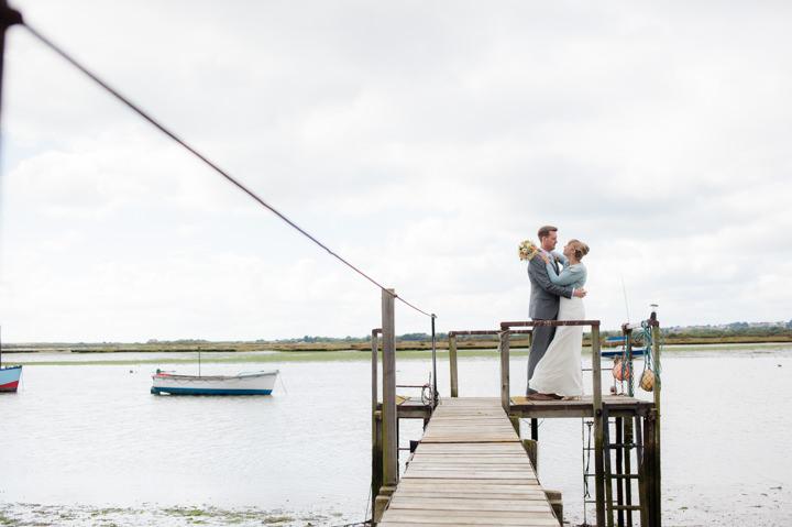 27 Beautiful Beach Wedding in Dorset. By Anna Morgan