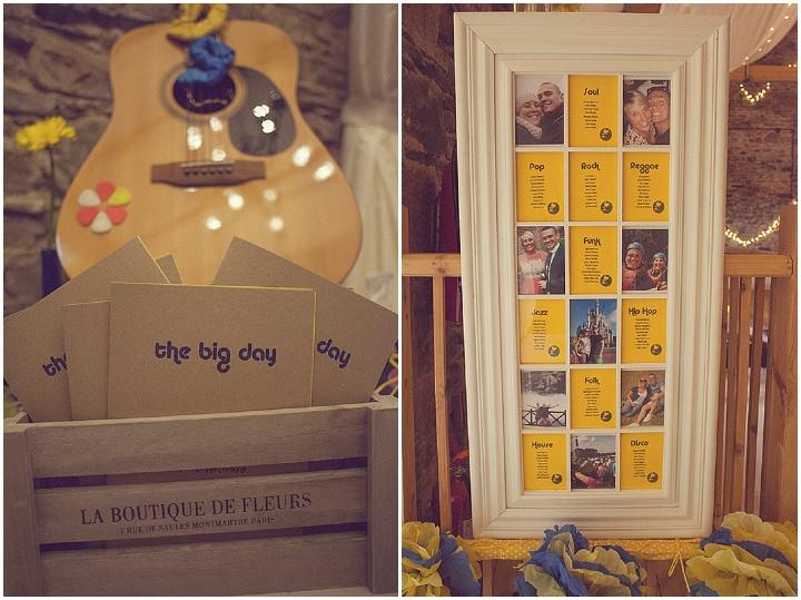 27 Yellow DIY Wedding By Darren Mack