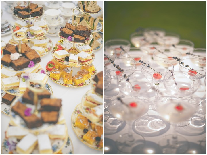 28 Floral, Art Deco, Festival Wedding By Divine Day