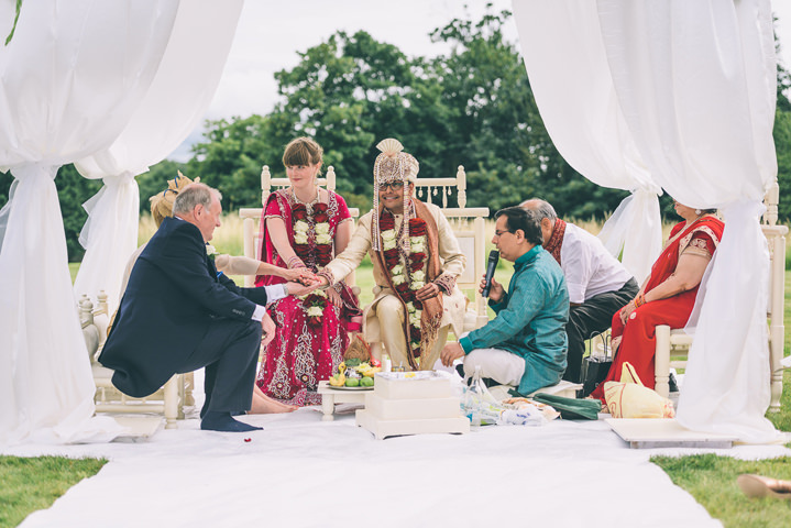 29 Anglo-Indian Festival Wedding