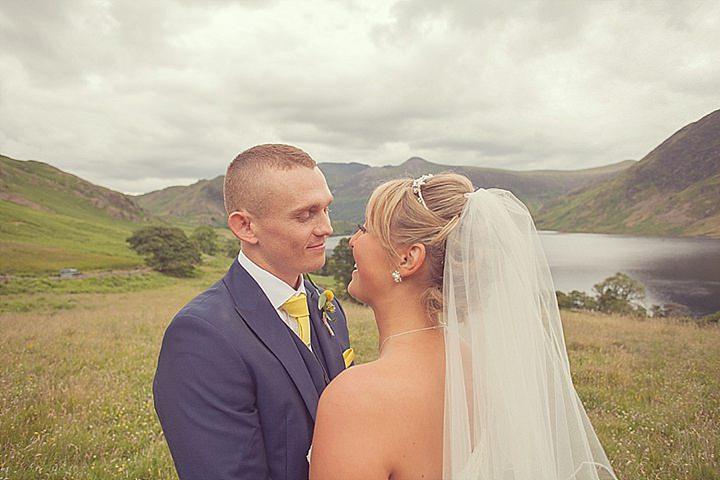 29 Yellow DIY Wedding By Darren Mack
