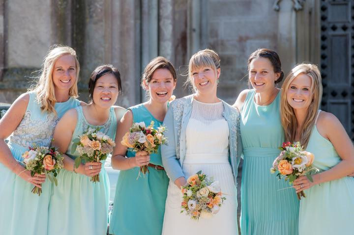 3 Beautiful Beach Wedding in Dorset. By Anna Morgan