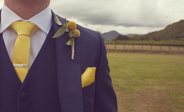 3 Yellow DIY Wedding By Darren Mack