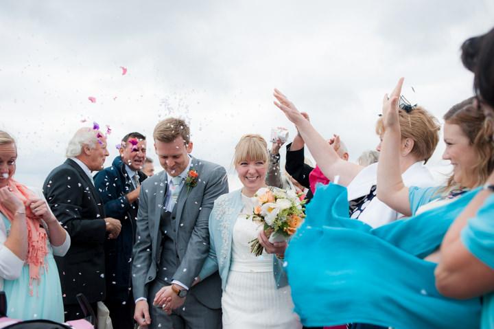 30 Beautiful Beach Wedding in Dorset. By Anna Morgan