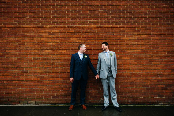 31 Gay London Wedding By Babb Photos