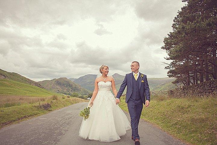 32 Yellow DIY Wedding By Darren Mack