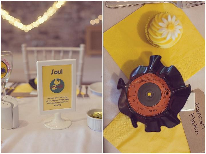 35 Yellow DIY Wedding By Darren Mack