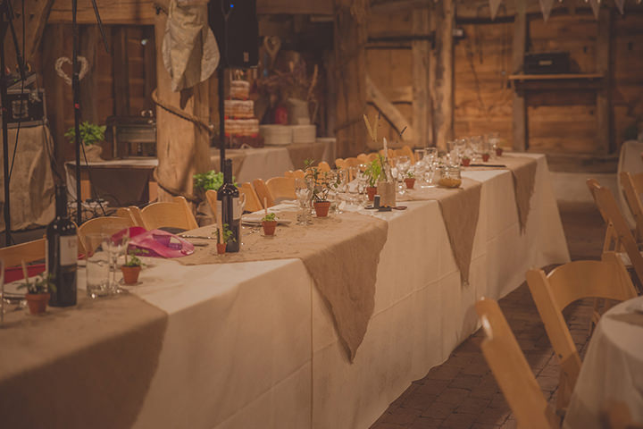 36 Vintage Barn Wedding with a Candy Anthony Dress. By Tom Halliday