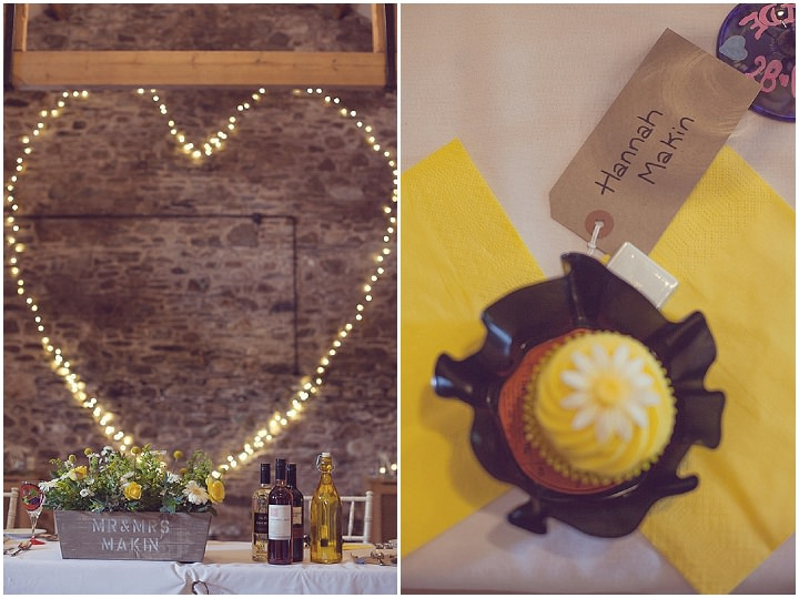 37 Yellow DIY Wedding By Darren Mack