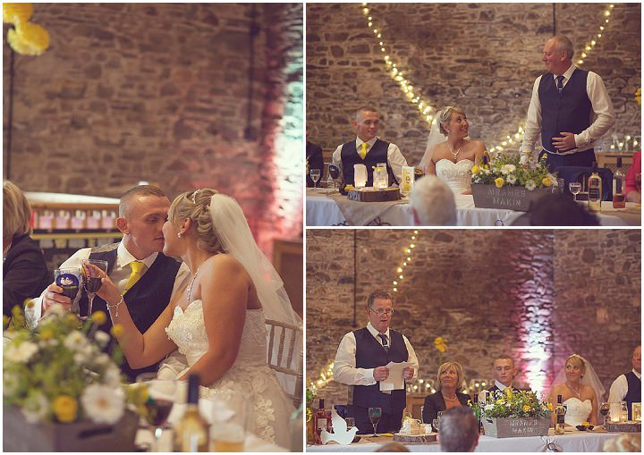 39 Yellow DIY Wedding By Darren Mack