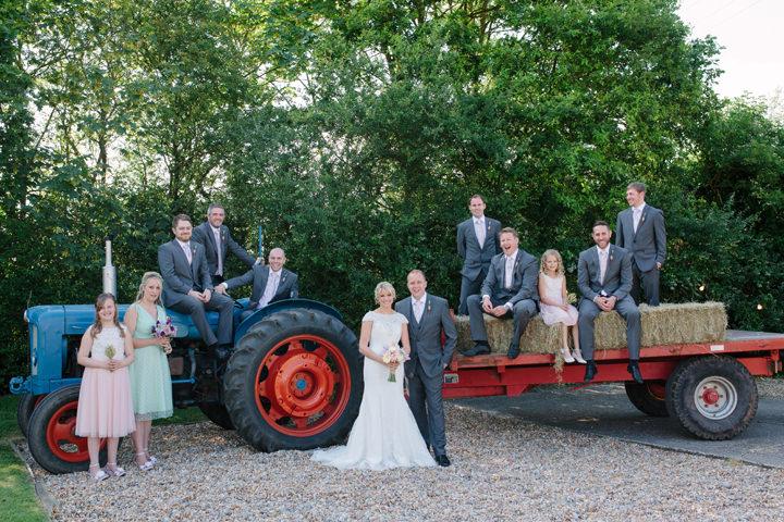 4 Rustic Wedding By Hayley Savage Photography