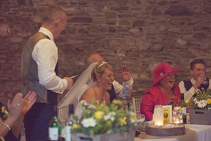 41 Yellow DIY Wedding By Darren Mack
