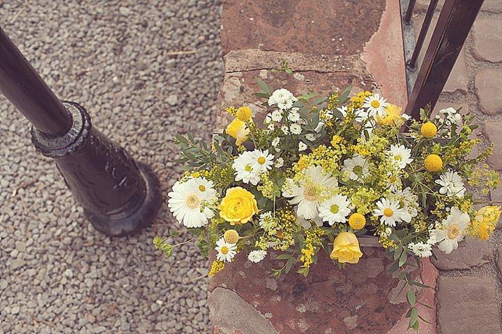 42 Yellow DIY Wedding By Darren Mack