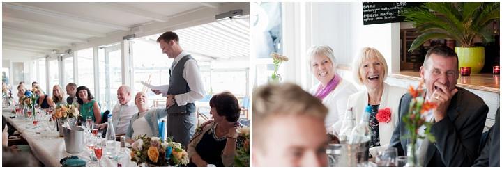 44 Beautiful Beach Wedding in Dorset. By Anna Morgan