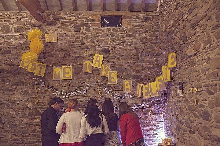45 Yellow DIY Wedding By Darren Mack