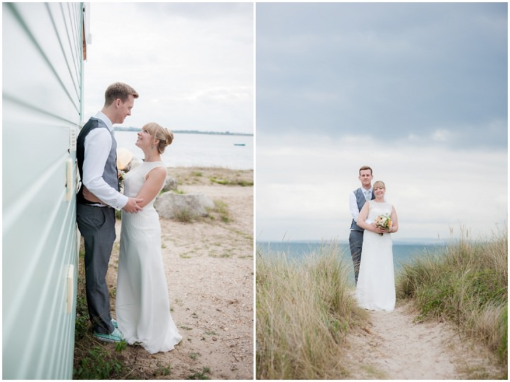 46 Beautiful Beach Wedding in Dorset. By Anna Morgan