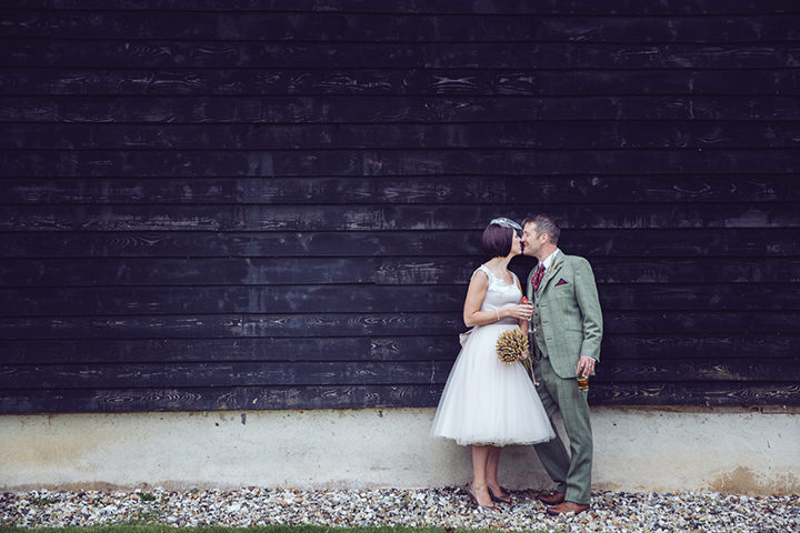 46 Vintage Barn Wedding with a Candy Anthony Dress. By Tom Halliday